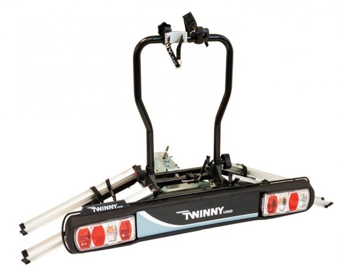 Twinny Load fietsendrager e Carrier Basic Swing 2 fietsen
