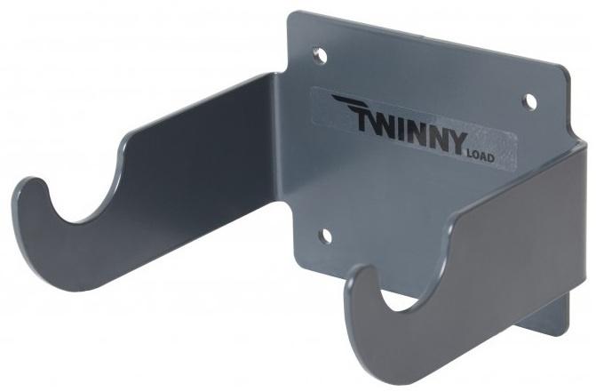 Twinny Load muursteun fietsendrager e Active/e Wing grijs