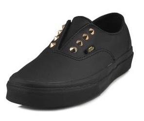 Vans Sneakers Authentic Gore Ladies Black