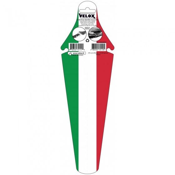 Velox Ass Saver spatbord achter Italië groen/wit/rood