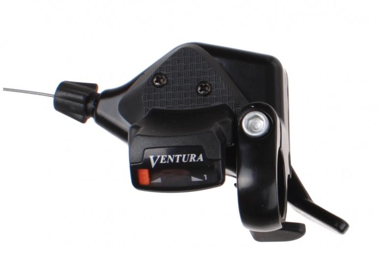 Ventura duimversteller links 3V zwart Sport>Fietsen>Fiets Onderdelen & Accessoires aanschaffen doe je het voordeligst hier