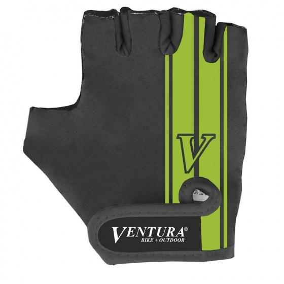 Ventura fietshandschoenen groen maat L/XL