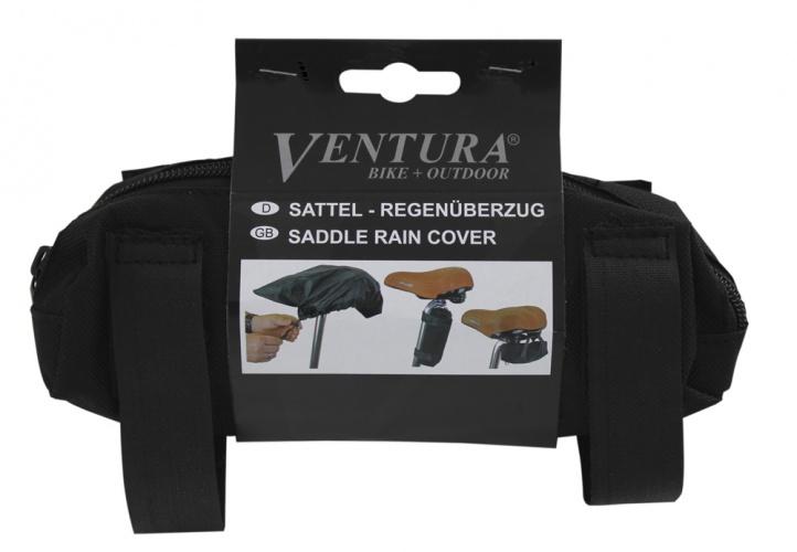 Ventura Zadel Regenhoes Met Opberg Zak