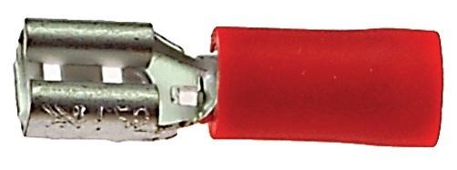 Bofix Kabelschoen Vrouw Plat 2.8mm Ongeisoleerd (25 Stuks) (246320)