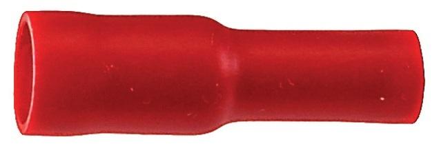 Bofix Kabelschoen - Stekker Vrouw Rond 4mm (25 Stuks) (246310)