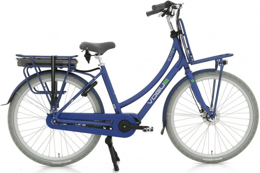Vogue Elite 28 Inch 49 cm Dames 7V Rollerbrake Blauw