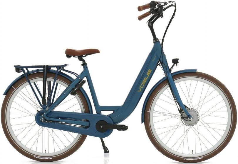 Vogue Mestengo Fiets (elektrisch) Vrouwen Donkerblauw 49 online kopen
