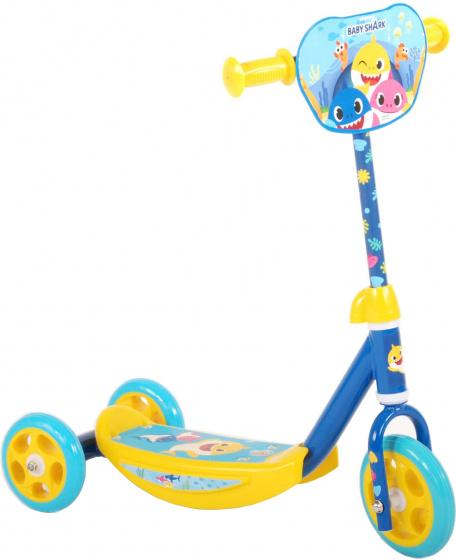 Volare Baby Shark Junior Blauw/geel online kopen