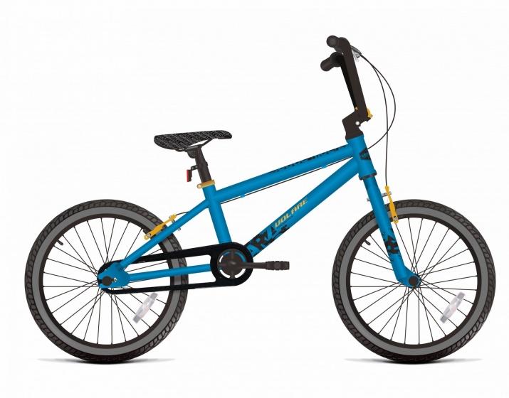 Volare Cool Rider 16 Inch 25,4 cm Jongens Knijprem Blauw