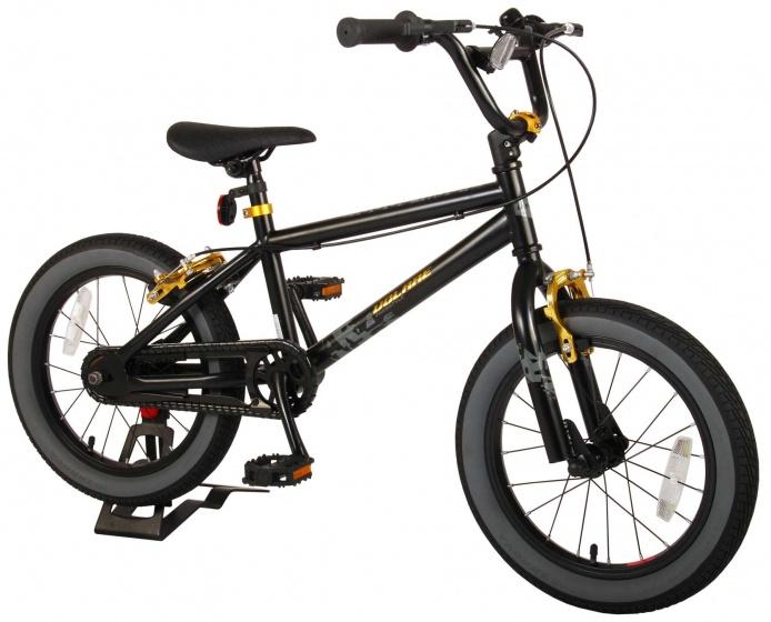 Volare Cool Rider Kinderfiets Jongens 16 inch Zwart twee handremmen 95% afgemonteerd online kopen