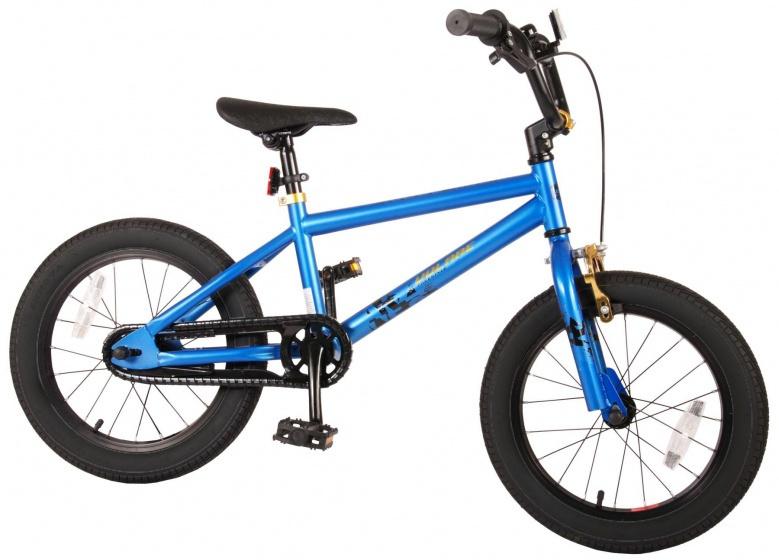 Volare Cool Rider 16 Inch 25,4 Cm Jongens Terugtraprem Blauw/zwart online kopen