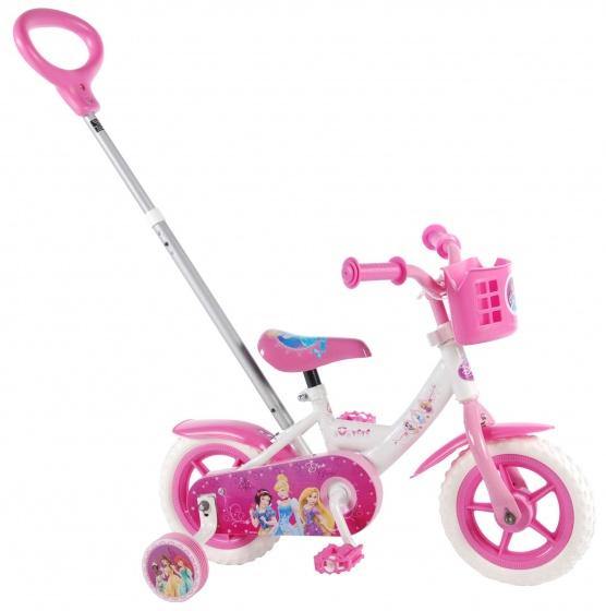 Volare Disney Princess 10 Inch 18 Cm Meisjes Doortrapper Wit/roze online kopen