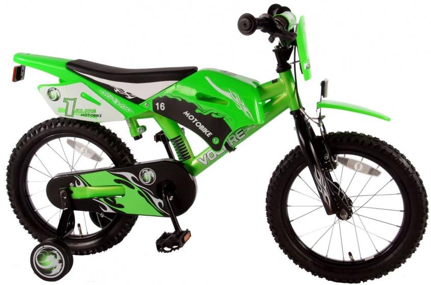 Volare Motobike 16 inch jongensfiets