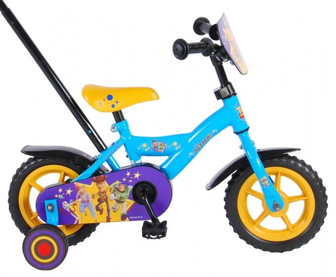 Volare Toy Story 10 Inch 18 cm Jongens Terugtraprem Blauw/Geel