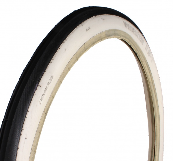 Vredestein buitenband Solex 22 x 2.00 inch (19 200) zwart/wit