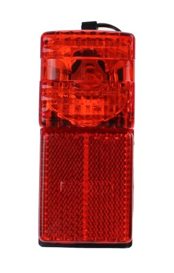 VWP Achterlicht Imitatie Spanninga No. 15 Met Lamp