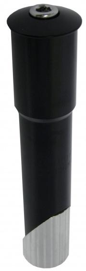 VWP Adapter 22,2 - 140 - 25,4 mm zwart