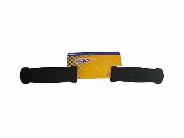VWP Handvat Soft Zwart Per 2 Stuks