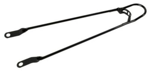Spatd Stang 28 As Zwart Bumper