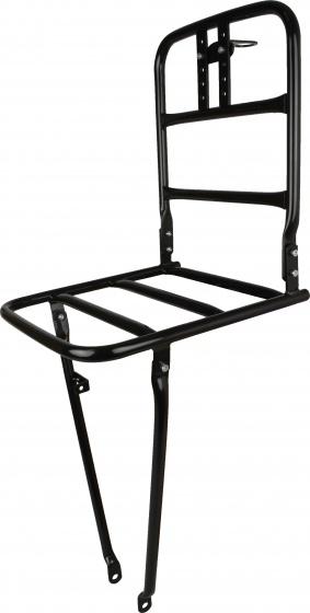 VWP voordrager 20 inch aluminium zwart