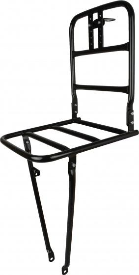 VWP voordrager 24 inch aluminium zwart