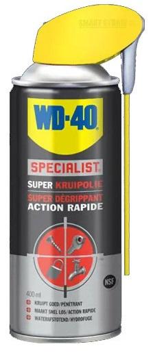 WD 40 kruipolie Specialist 250 ml geel/zwart