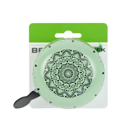 Widek bel mandala groen 80 mm
