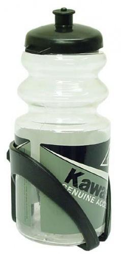 Widek bidon met houder Kawasaki MRX 330 ml PVC zilver/zwart
