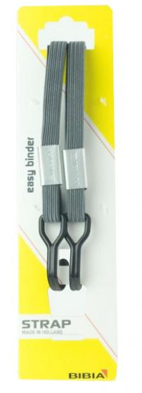Widek snelbinder Easybinder 50 cm elastaan grijs