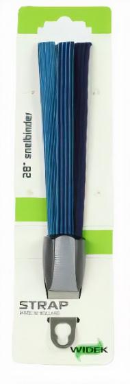 Widek trio snelbinder Trek In 28 inch RVS beugel blauw/zwart