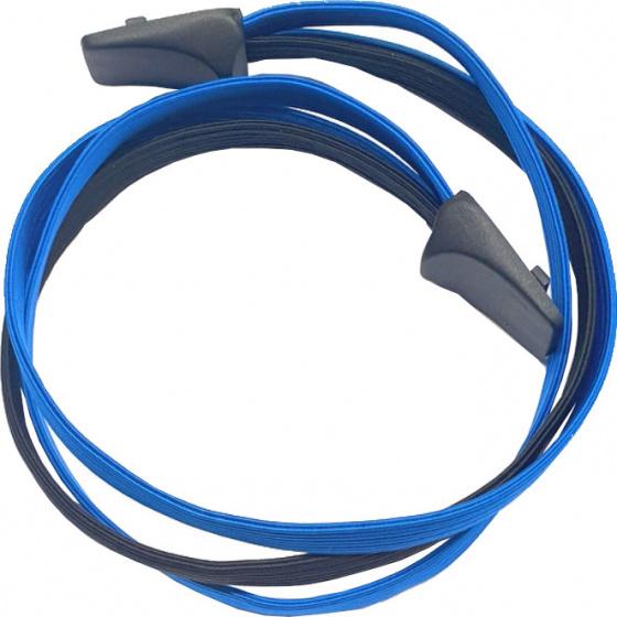 Widek snelbinders Trio 28 inch elastaan blauw/zwart