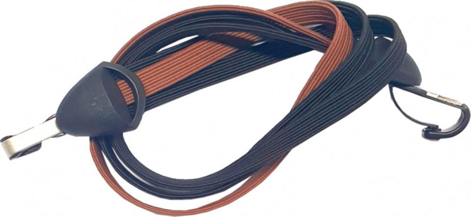 Widek snelbinders Trio 28 inch elastaan bruin/zwart