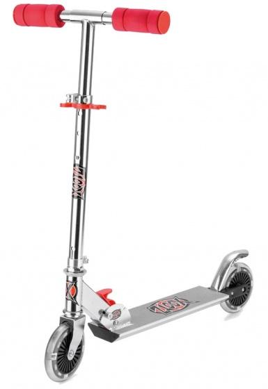 Xootz step led wielen Junior Voetrem Zilver online kopen
