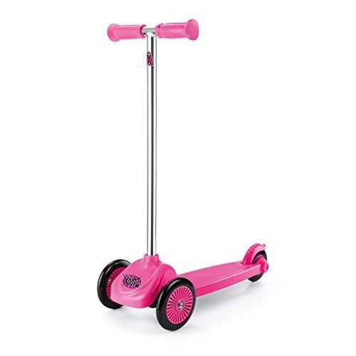 Xootz 3-wiel Kinderstep Xoo Mini Junior Voetrem Roze online kopen