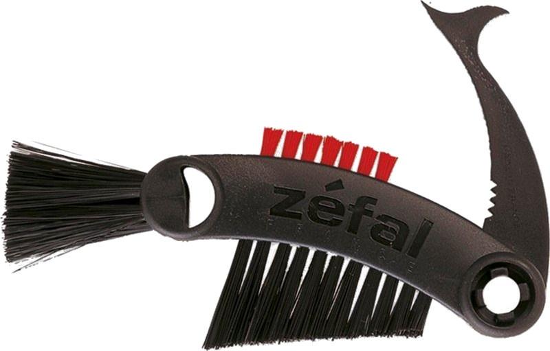 Zefal reinigingsborstel ZB Multi Brush 16 cm zwart