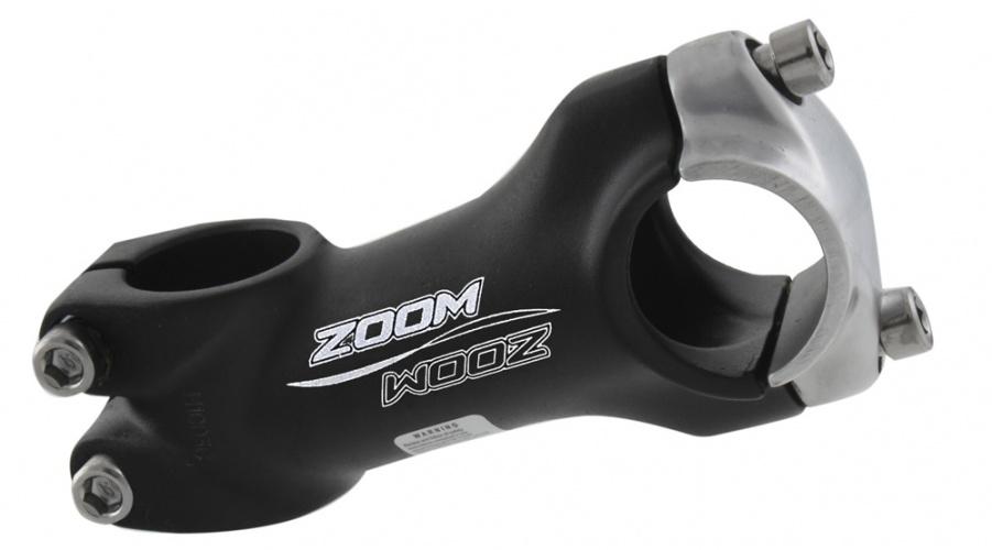 Zoom Stuurpen Voorbouw Vast 28,6 - 105 - 31,8 mm Zwart