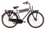 Puch Strong Plus 28 Inch 61 cm Heren 3V Rollerbrakes Grijs