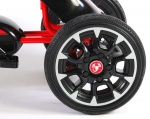 Abarth GoKart Junior Zwart